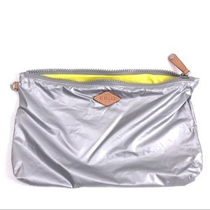 "MZ WALLACE Zipper Pouch Travel Case Makeup Bag 12"""